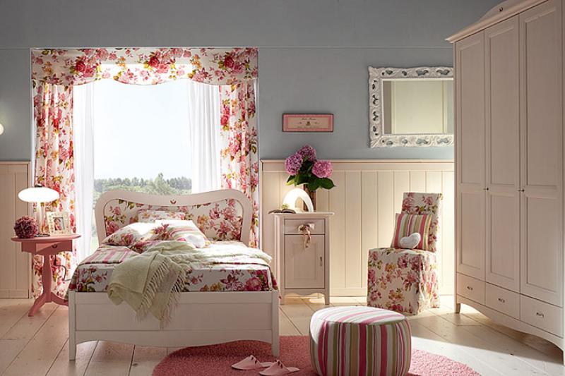 Valplana rosa e bianco