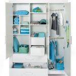 Come organizzare l'armadio di un bambino piccolo